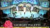Giorgio Faletti canta