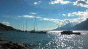Il lago di Garda in time lapse
