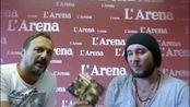 L'Arena Live - Intervista a Il Cile