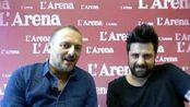 L'Arena Live - Intervista a Daniele Ronda
