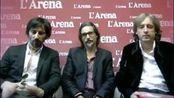 L'ARENA LIVE - Intervista ai Marlene Kuntz