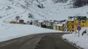 San Giorgio con la neve: ieri ne sono caduti 15 centimetri