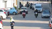 Cavalcaselle, funerale di Matteo Lonardi (VIDEO AMATO)