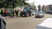 La protesta dei «Milk Warriors»