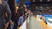 Calzedonia, la festa con i tifosi