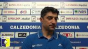 Calzedonia playoff, parla Giani