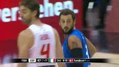 EuroBasket 2015, Italia-Spagna: lo show di Marco Belinelli