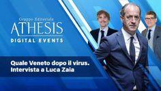 """Rivivi l'evento """"Quale Veneto dopo il virus"""""""
